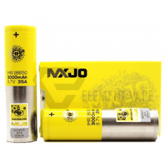 Accu MXJO 18650 (3000 mah) 35A