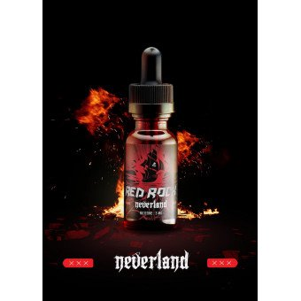 Ghost Island - Red Rock DLUO 20ml