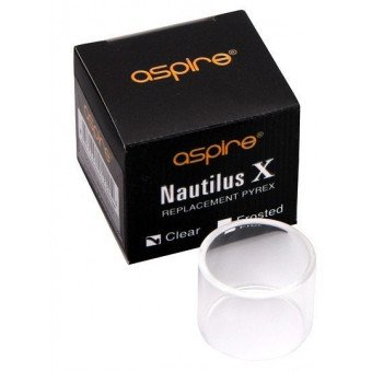 Réservoir Nautilus X Transparent - Aspire