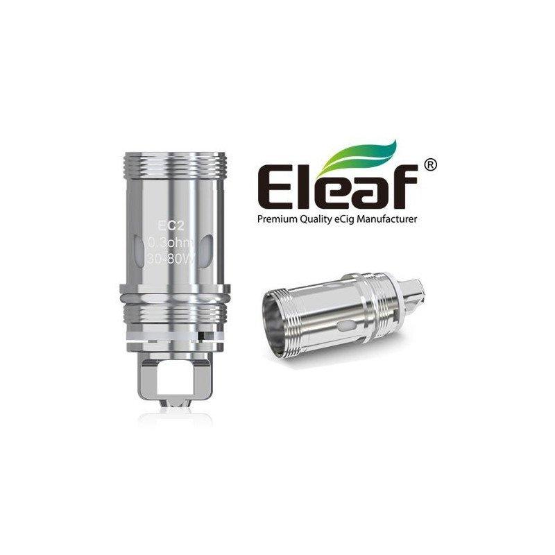 Pack 5 Résistances EC2 - ELEAF