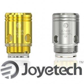 Pack 5 résistances EX EXCEED - Joyetech
