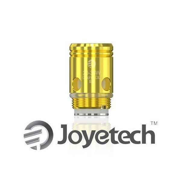 Pack 5 résistances EX EXCEED 0.5 - Joyetech