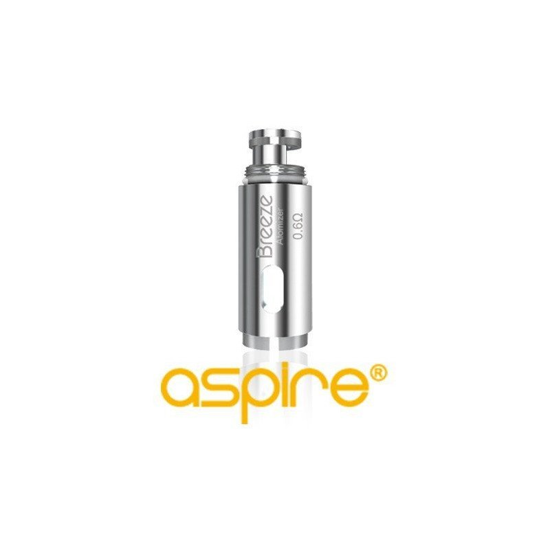 Pack 5 résistances BREEZE 0.6 - Aspire