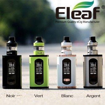 Kit Invoke 220W avec ELLO T - Eleaf