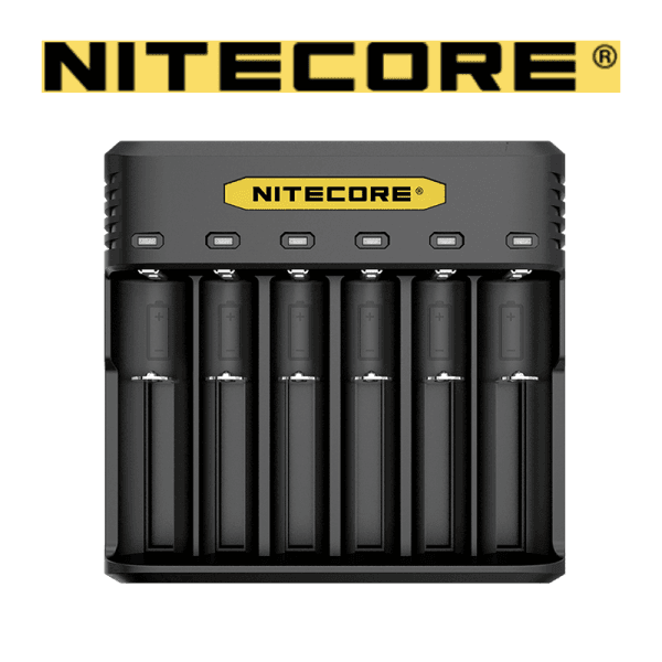 Chargeur Q6 Quick Charger Nitecore