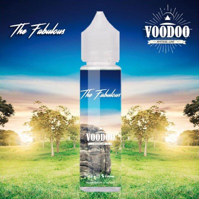 Eliquide Voodoo surboosté en 50ml
