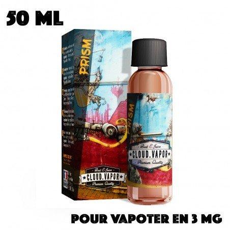 E-liquide Prism 50 ml - Cloud Vapor