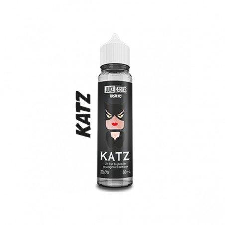 E-liquide Katz 50 ml - Juices Heroes Liquideo
