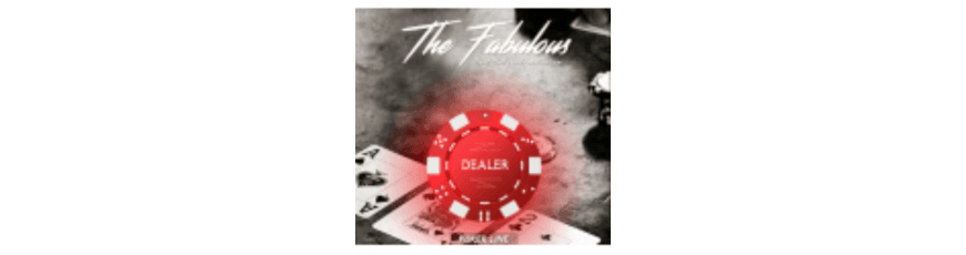 E-liquide Poker Line - The Fabulous - Taffe-elec