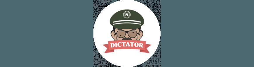 E-liquide DICTATOR Savourea, Dictateur dans la vape - Taffe-elec