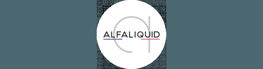 E-liquide ALFALIQUID : FRM, FR4, Menthe, Fraise, ... - Taffe-elec