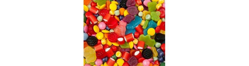 Eliquide alfaliquid Candy - e cigarette