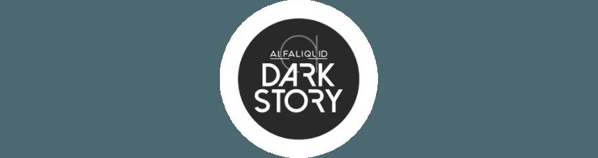 E-liquide DARK STORY Alfaliquid Premium, Gourmand Fruité - Taffe-elec