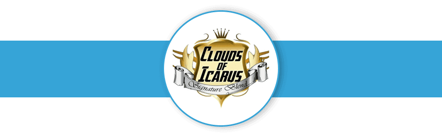logo clouds of icarus