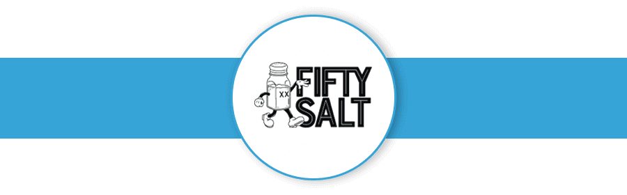 fifty salt logo