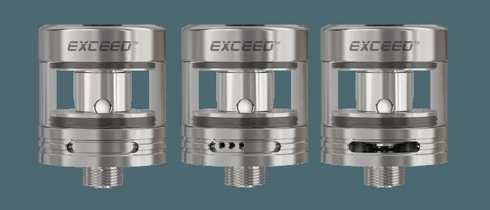 exceed d22 joyetech airflow