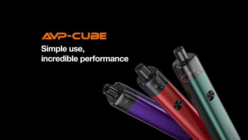 Kit AVP Cube - Aspire