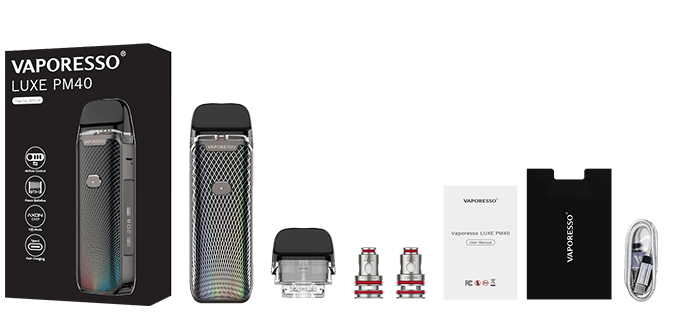 Kit Luxe PM40 - Vaporesso